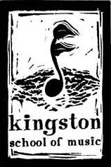 Kingston School of Music Logo